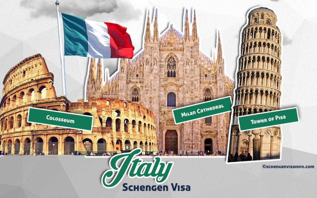 سفارت ایتالیا و اخذ ویزای این کشور