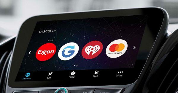 نسخه آزمایشی پرداختهای اتومبیل متصل توسط مسترکارت و بانک امریکا