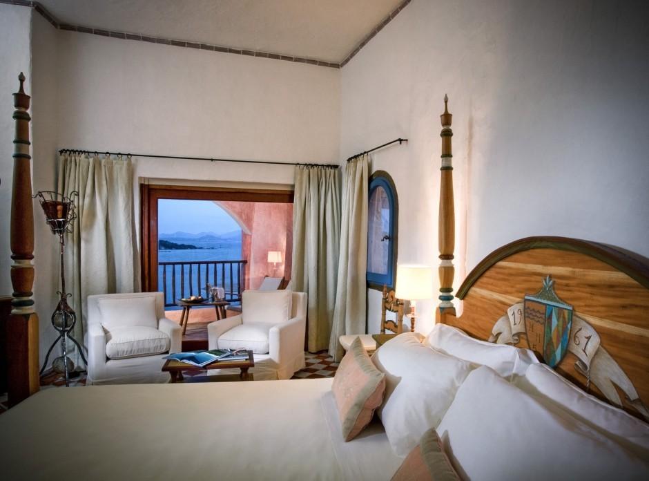 Cala di Volpe 2 - 15 مورد از گرانترین هتل ها در دنیا
